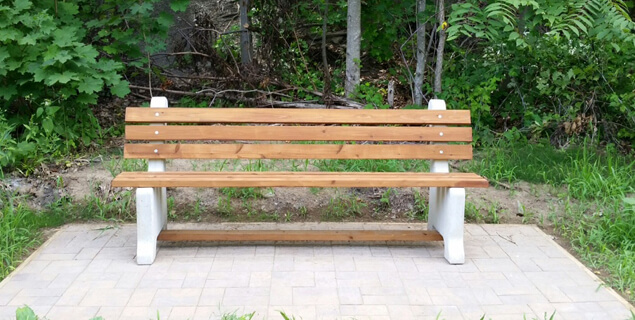 Our Customer Photos Eagle Scout Projects And Outdoor Benches